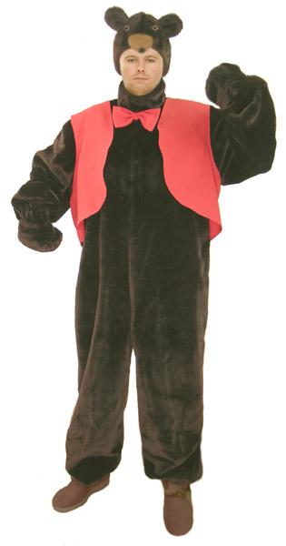 медведь бурый. Звери. Прокат и аренда карнавальных костюмов. 87c8c50152561