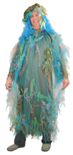Новогодние костюмы кикиморы своими руками